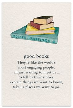 Inside message: Wishing you a year filled with art humor travel & adventure. Happy Birthday babies flight hotel restaurant destinations ideas tips I Love Books, Good Books, Books To Read, My Books, Reading Quotes, Book Quotes, Me Quotes, Symbols And Meanings, Spiritual Symbols