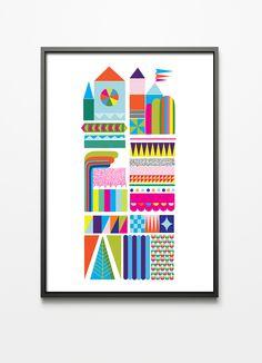 Printlove,  dla dzieci, illustracja