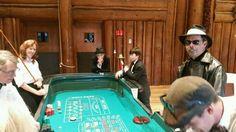 Mob theme casino night Casino Night, Poker Table, Tub, Outdoor Decor, Bath Tub, Poker Table Top, Bathtub