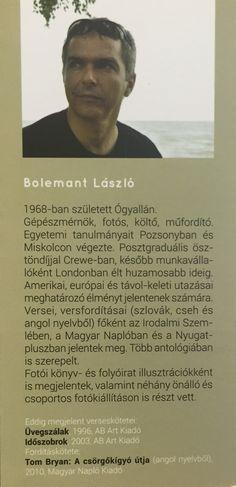 Bolemant László: Un café allonge (Kiutak) verseskötet az oldalunkon rendelhető meg!