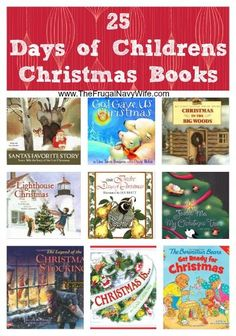 Preschool Christmas Book List | There, Shelf ideas and Shelves
