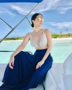 The Real Crazy Rich Asian - Heart Evangelista - Get The Look Fashion Week 2018, Women's Summer Fashion, Asian Fashion, Trendy Fashion, Classy Summer Outfits, Summer Outfits Women, Heart Evangelista Style, Celebrity Fashion Outfits, Celebrities Fashion