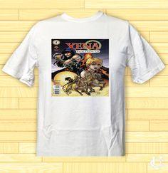Xena warrior princess the poster comic T-Shirt
