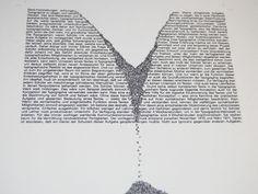 Univers Font Study est un projet typographique basé sur la typo Univers d'Adrian Frutiger, omniprésente au lycée.