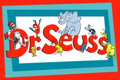 Here are 10 Dr. Seuss quotes to inspire anyone of any age. March is Dr. Seuss' birthday and the month of March is National Reading Awareness Month. Dr. Seuss, Dr Seuss Birthday, Happy Birthday, Birthday Ideas, Birthday Parties, 3rd Birthday, Theodor Seuss Geisel, Field Day, To Infinity And Beyond