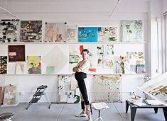 inspiring studio spaces. | sfgirlbybay | Bloglovin'