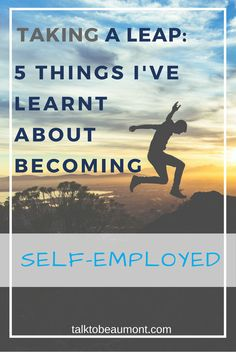 """Dreaming of starting your own business? It is a scary prospect, but completely worth it. Read the top 5 things I've learnt about becoming self-employed (and why it's the BEST thing ever)! Corporate Communication, Writing Words, Starting Your Own Business, Copywriting, 5 Things, Business Tips, Scary, Insight, Self"