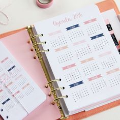Agenda, Agenda by Minigougue, Minigougue, La boutique Minigougue, Filofax, Filofax A5, Filofax Personal, Kikki.k