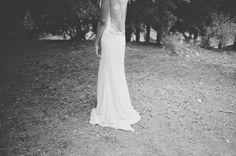 jolie robe de mariée par la créatrice espagnole otaduy