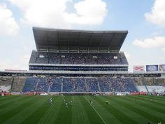 El Estadio Cuauhtémoc Puebla.