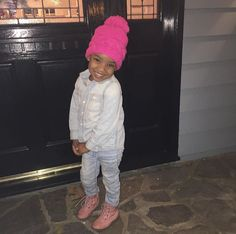 Erica Campbell's youngest daughter, Zaya Monique Campbell ❤️ Cute Kids, Cute Babies, Erica Campbell, Mary Mary, Winter Hats, Daughter, Recipe, Baby, Food