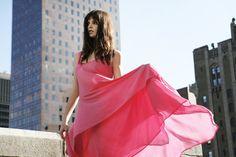 Ashley Greene, DKNY spokesperson and model.