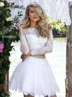 Blancos vestidos ¡10 Alternativas Divinas! | 101 Vestidos de Moda | 2016 - 2017