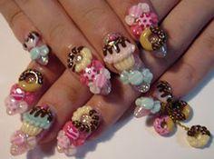 Nail Designs: Nail Designs Different Style, fake nails designs, nail art pictures ~ Fixstik - Nail Art