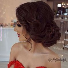 wedding hair dos wedding hair hair long updo wedding hair updos hair and makeup hair and make up near me wedding hair styles kardashian wedding hair Quince Hairstyles, Formal Hairstyles, Bride Hairstyles, Hairstyles 2018, Elegant Hairstyles, Quinceanera Hairstyles, Wedding Hair Inspiration, Pinterest Hair, Bridal Hair And Makeup