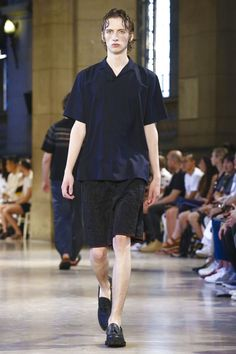 Kolor Menswear Spring Summer 2017 Paris