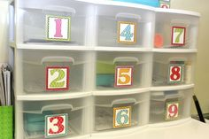 Setting Up Math Stations For A Successful Year - Differentiated Kindergarten