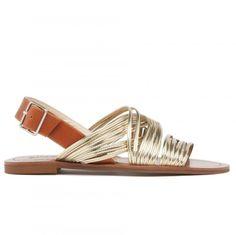 BIMBA Y LOLA Flat sandals