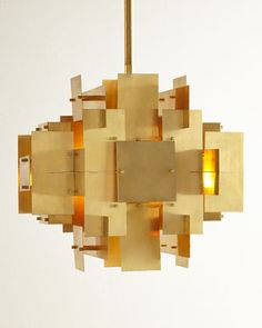 Puzzle+2-Light+Pendant+by+Jonathan+Adler+at+Neiman+Marcus.