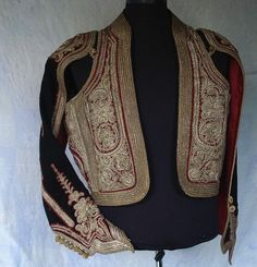 Turkish jacket- note button on sleeves...could be handy...
