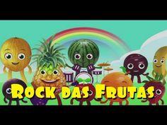 Rock das Frutas - A Turma do Seu Lobato Volume 1 Música Infantil - YouTube