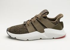 official photos 0c65a c26b2 adidas Prophere (Trace Olive  Trace Olive  Chalk Pink) sneakers sneaker