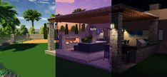 Day and night Landscape Design Software