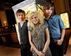 The Band Perry to play Riverbend