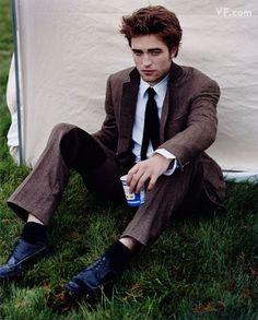 November 2009: Bruce Weber's portaits of Robert Pattinson: Part Four | Hollywood | Vanity Fair