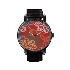 Japanese Vintage Kimono Design Fashion Watch #kimono #watch #fashion #japan #japanese #design #accessories #women