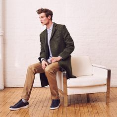 There are lots of ways to go wrong when it comes to style. Going timeless? Certainly not one of them. @_mrstart @apolis @nakedandfamousdenim @wantessentiels #EastDane by East Dane