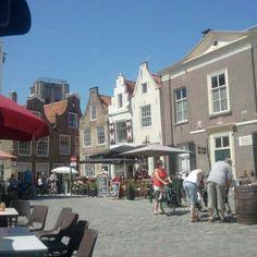 Goedereede in Zuid-Holland