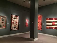 "New exhibition at #BYUMOA! ""Weaving the Unexpected."""