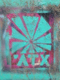 Austin Texas ATX Stencil June 2014