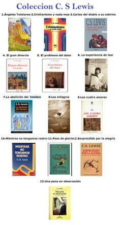 DESCARGA COLECCIÓN DE LIBROS DEL ESCRITOR C. S. LEWIS EN PDF Y EN ESPAÑOL   http://helpbookhn.blogspot.com/2014/04/-libros-del-escritor-c-s-Lewis.html