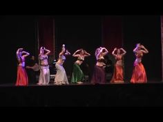 Perennial Bellydance Company | 3rd Coast 2016 | Casino Badia & Drum Solo Drum Solo, Dance Videos, First Dance, Perennials, Drums, Coast, Bring It On, Concert, Classic