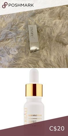 Check out this listing I just found on Poshmark: New in 📦! Farsáli 24k Rose Gold Elixir. #shopmycloset #poshmark #shopping #style #pinitforlater #fARSALI #Other Face Serum, Rose Gold Elixir, Beauty Elixir, Posh Party, Glitter Gel, Circle Scarf, Face Oil