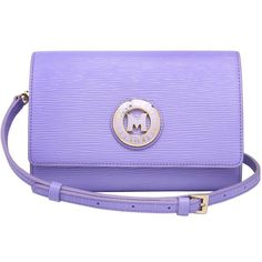 Metrocity Women Small Embossed Leather Shoulder Bag (€515) ❤ liked on Polyvore featuring bags, handbags, shoulder bags, violet, purse shoulder bag, hand bags, purple purse, purple leather shoulder bag and handbags & purses