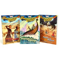 imagination station books review