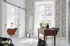 #decoration #papier #peint #wallpaper #bureau