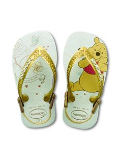 Havaianas Baby Pooh Flip-Flops ($19)