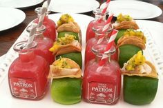 Passed Appetizers - Event and Wedding Inspiration - Santa Barbara Venues
