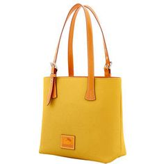 Dooney & Bourke | Patterson Leather Emily Shoulder Bag | Spring Fashion    Yellow | Trends | Trending | Yellow Handbag | Yellow Accessory | Yellow Accessories | Yellow Purse | Fashion | Style | Bold | Dandelion | Daffodil | Mustard | Lemon | Limone | Banana | Pineapple | Gold | Butterscotch | Honey | Bumblebee | Blonde | Butter | Tuscan Sun