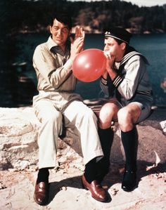 Jerry Lewis and Dean Martin, Photo at AllPosters.com