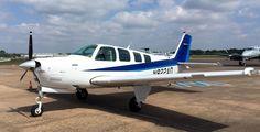 1994 Beechcraft Bonanza A36 for sale in (KIWS) Houston, TX USA => www.AirplaneMart.com/aircraft-for-sale/Single-Engine-Piston/1994-Beechcraft-Bonanza-A36/13252/