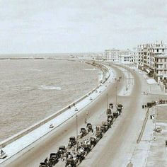 الإسكندرية عام 1920 لقب بـ عروس البحر الأبيض المتوسط ثاني أكبر مدينة بعد القاﻫﺮﺓأنشأها الإسكندر الأكبر سنة 332