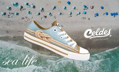 Casual high quality canvas shoes with famous destinations from around the world. Life Is Good, Greece, Converse, Around The Worlds, Canvas, Beach, Sneakers, Shoes, Fashion