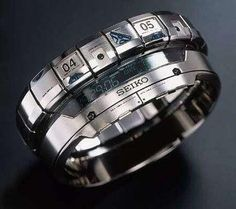 Men's Watch - SEIKO Ring