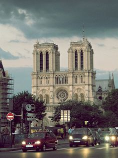 I used to go to mass here every week when I lived in Paris. The Places Youll Go, Places To See, Places Ive Been, Vacation Destinations, Dream Vacations, French Cathedrals, Pompidou, Mission Accomplished, European Vacation