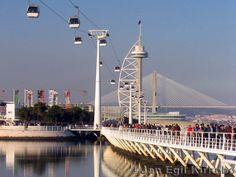 Lisboa | Foto da Expo 98 – The newest part of Lisbon built in 98.